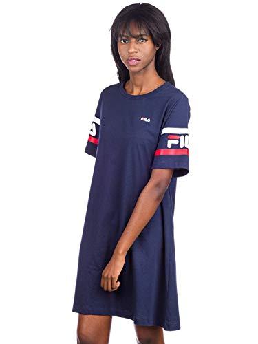 Fila Kleid Steph Tee Dress Print Tee Kleid