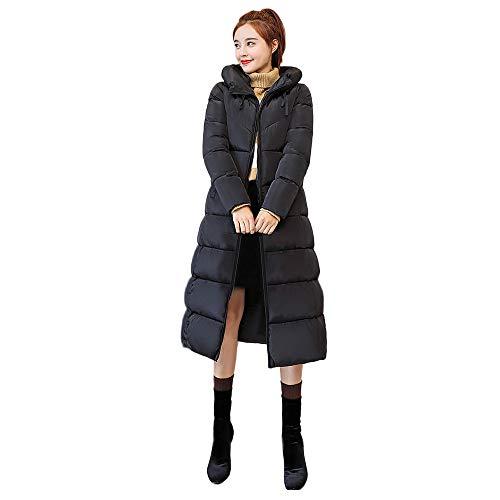 JMETRIC Damen Steppjacke |Winterjacke |Daunenjacke|Übergangsjacke|Warm Outwear |schlank Mantel|dicken Mantel