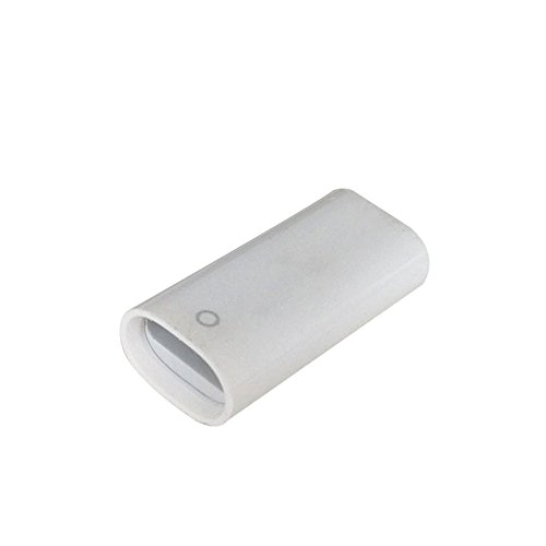 Cutogain Für Apple Pencil iPad Pro Ladeadapter Kabelstecker Weiblich zu Weiblich Blitzadapter