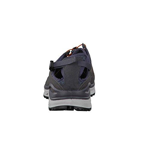 Lowa 410481-9728, Scarpe da Trail Running uomo graphit-orange 9 UK graphit/orange