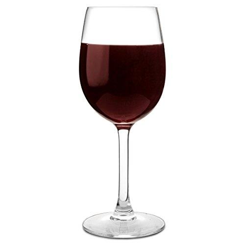 Chef & sommelier Dk888 Cabernet Tulipe Verre à vin, marqué CE, 250 ml (lot de 24)