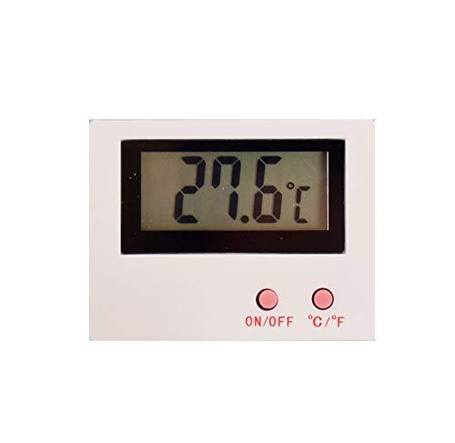 Zhuhaimei,Sonda Impermeable de Alta precisión, Acuario, Pantalla Digital dedicada, termómetro electrónico.
