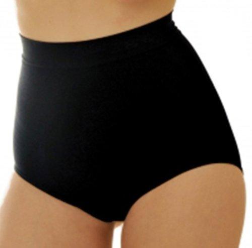r-dessous Taillen former Slip Bauchweg Form Mieder Slip Shaper Slim Body Miederhose Po Push up schwarz Groesse: XXL/XXXL (Slip Body Shaper)