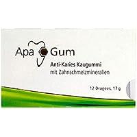 ApaCare ApaGum Anti-Karies Kaugummi zuckerfrei mit Xylitol 12 Stück PZN:11088624