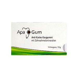 ApaCare ApaGum Anti-Karies Kaugummi zuckerfrei mit Xylitol PZN:11088624