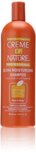 Creme of Nature Ultra Moisturizing Shampoo, Kiwi and Citrus, 20 Ounce by Creme of Nature