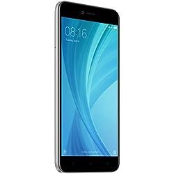 """Xiaomi Redmi Note 5A Prime - Smartphone libre de 5.5"""" (4G, WiFi, Bluetooth, Snapdragon 425 1.4 GHz, 32 GB de ROM ampliable, 3 GB de RAM, cámara 13 Mp, Android MIUI, dual-SIM), gris [versión española]"""