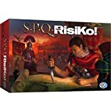 Spin Master Games SPQRisiKo tavolo. Il gioco di strategia più giocato in Italia, ambientato nell'antico Impero Romano, dagli 8 anni in su, SPQR, Multicolore, 6053992