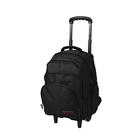 Snowball-valises-bagages - Sac a dos Trolley Snowball - Noir