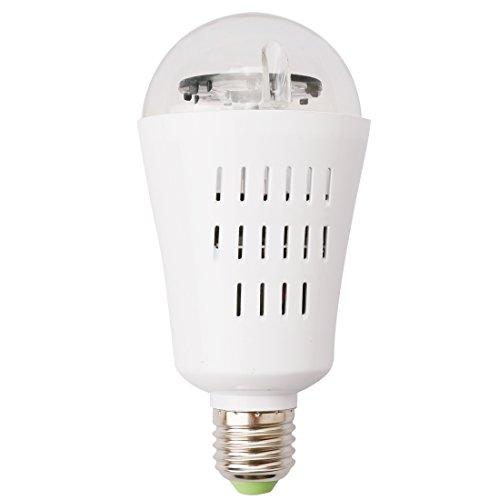 (A-szcxtop E27 Feiertags-weiße LED beleuchtet Projektor-IED Birne 4W trifft auf Neujahr / Halloween / Weihnachten / Ostern und verschiedene Parteien - Schmetterlings-Muster zu)