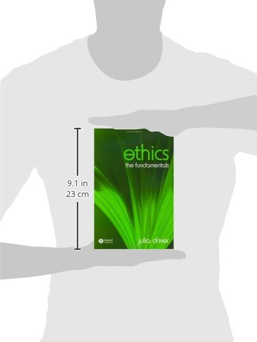 Ethics: The Fundamentals (Fundamentals of Philosophy)