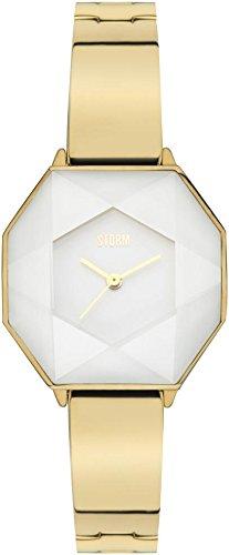 Storm London ELORNA 47220/GD Wristwatch for women Flat & light