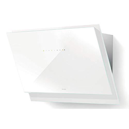 Faber Black Tie - Campana extractora de pared (80 cm), color blanco