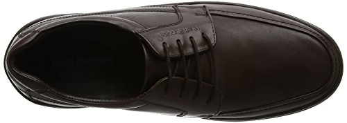 Hush Puppies Cobi, Scarpe stringate Uomo Marrone (Marrone)