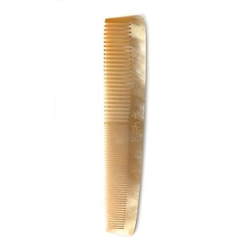Peigne démêloir en corne cheveux 16 cm LaFolie