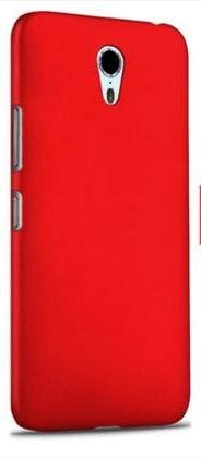 SDO™ Luxury Matte Finish Rubberised Slim Hard Case Back Cover for Lenovo ZUK Z1 (Maroon Wine Red)  available at amazon for Rs.165