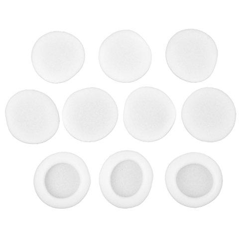 5 Paar Weiß Ersatz Ohr Polster Pads für PX100 Koss Porta Pro Kopfhörer thumbnail