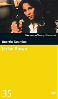 Jackie Brown, 1 DVD, dtsch. u. engl. Version