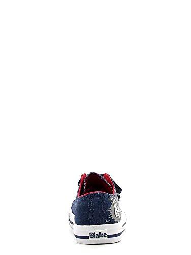 Blaike , Chaussures de ville à lacets pour garçon Bleu