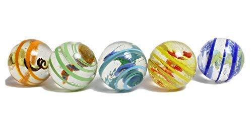 Ersatzkugeln für Kaleidoskope / 17 cm und 10 cm / Kugel 2,5 cm Durchmesser