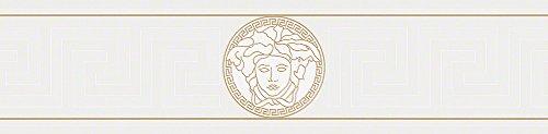 A.S. Creation 935223Line VERSACE 3modello carta da parati, multicolore