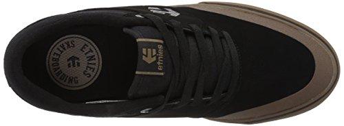 Etnies Marana Vulc, Scarpe da Skateboard Uomo Black/gum/dark Grey