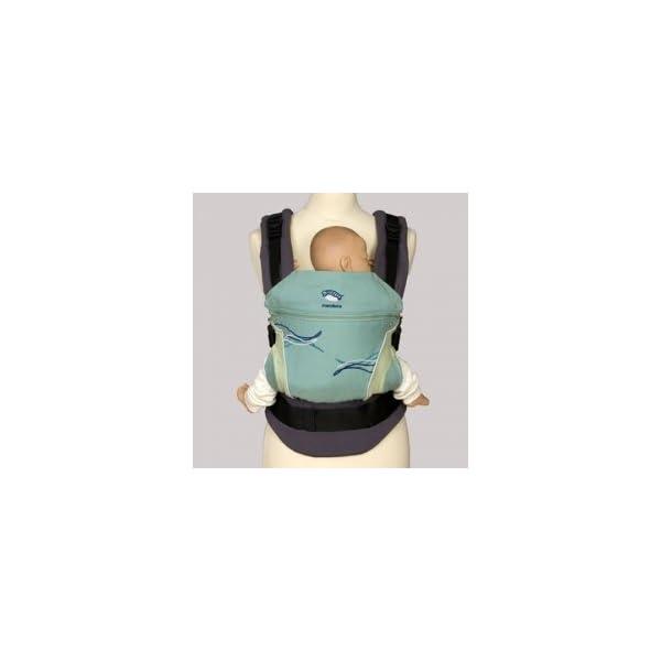 Manduca Summer Wave 222-10-005 Baby Carrier Special Model Manduca  2