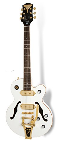 WILDKAT ROYALE S DE GUITARRA EN PEARL WHITE