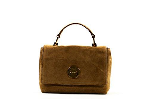 Coccinelle Mini Bag Sac bandouliére cuir 24 cm cuoio