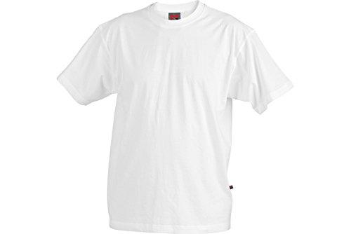 Arbeits T-Shirt Doppelpack weiß - Arbeitsshirts - kurze Shirts - Gr. L