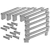 Poign e de porte ou de tiroir de meuble design entraxe 160 for Poignee de porte armoire cuisine