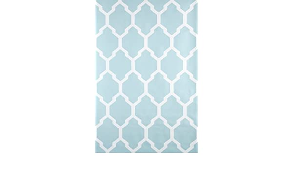 Farrow Ball Bp3605 Tessella Wallpaper Blue Amazon Co Uk