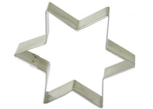 Lebkuchenausstecher Stern 17 cm