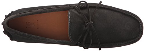 Allen On Tie FRYE Loafer Slip Mens Charcoal 57x7wHSn