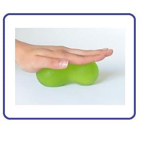 Sissel Twin Grip Set Farbe pink – grün zur Hand- und Unterarmtherapie