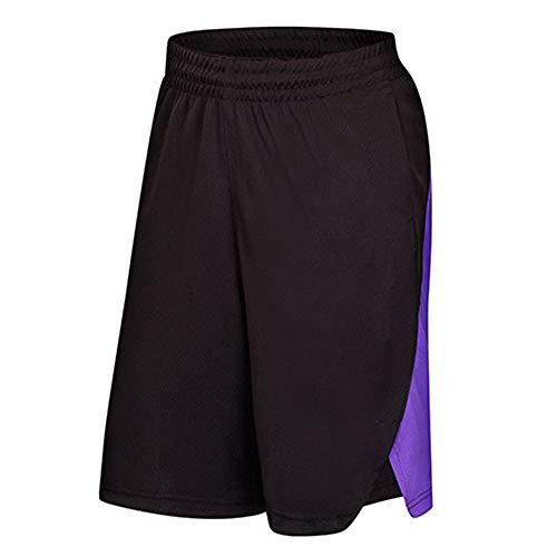 OPALLEY Herren Sport Marathon Shorts Kurz Laufhose mit Innenslip Fitness Gym Yoga Laufshorts Trainingsshorts Sporthose