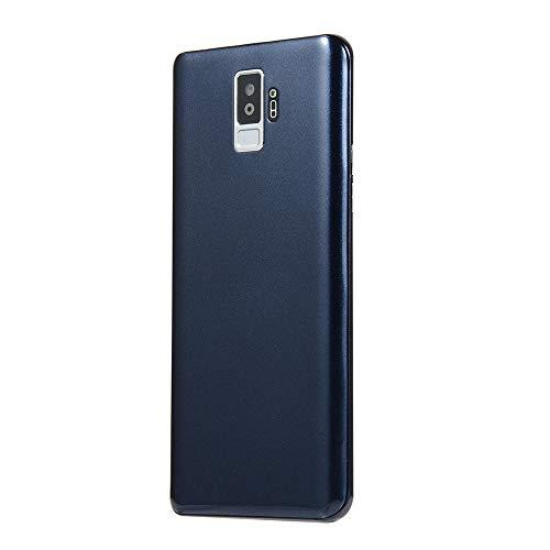 5,7 Zoll Dual HDCamera Smartphone Android 6.0 IPS VOLLBILD GSM/WCDMA Touchscreen WiFi Bluetooth GPS 2G, 512M RAM + 512M ROM Anruf Handy (Blau)