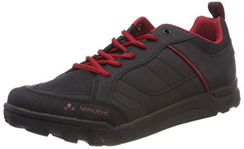 Vaude Unisex-Erwachsene Moab AM Mountainbike Schuhe, Schwarz (Phantom Black 678), 44 EU