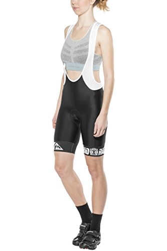 Red Cycling Products Pro Race Bib Shorts Damen Black Größe M 2019 Träger-Hose (Bib Pro Race)