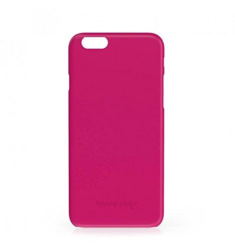 Happy Plugs Ultra Thin Super Leggero Smartphone Custodia case cover compatibile con Apple iPhone 6Plus e 6S Plus Kirschrot