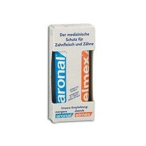 ARONAL/ELMEX Mundhygieneset, 2X75 ml