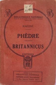 """<a href=""""/node/3968"""">Phèdre, Britannicus</a>"""