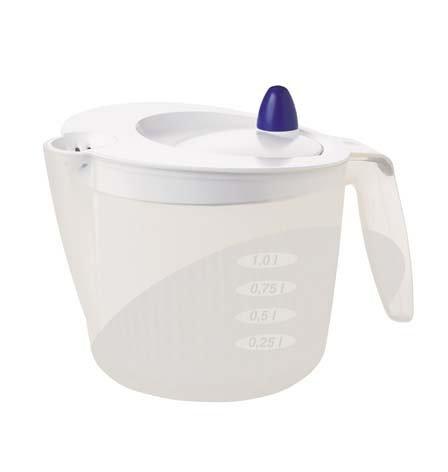emsa-502992-salatschleuder-mit-masseinteilung-2-liter-transparent-weiss-fit-fresh