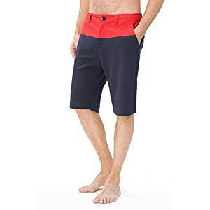 super.natural Herren M Three Tone Merino Shorts