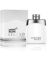 Montbl Legend Spirit Edt Vapo 100ml