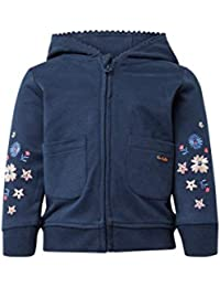 TOM TAILOR Baby-Mädchen Sweatjacket Placed Print Sweatjacke