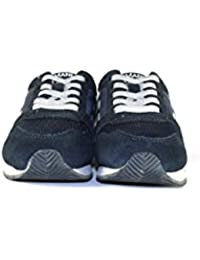 074f2dee94cefc Armani Junior BOY Sneaker Shoes Casual Free TIME Code A4593 - B4594