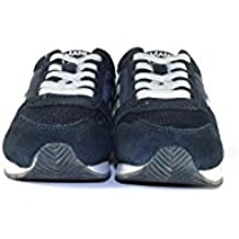 Armani Junior Scarpa Sneaker Bambino Ragazzo Art. A4593 - B4594 eb53f00980e