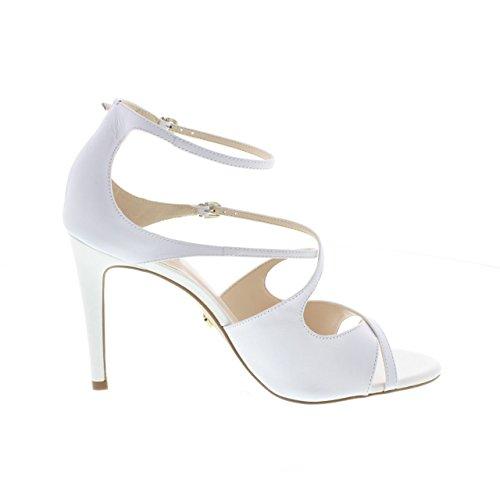 Sandali Wht Da Bianco Gaudi V0041 Donna 04d1Oxqxw