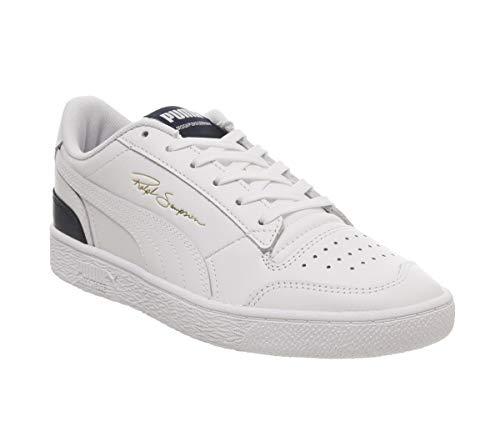 Puma Unisex-Erwachsene Ralph Sampson Lo Sneaker, Peacoat White, 6 EU -